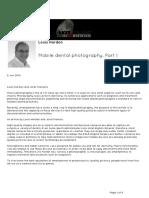 Louis Hardan Mobile Dental Photography Part i via Www.styleitaliano.org