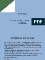 COSTOS ESTRUCTURA