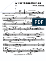 Fantasy for Saxophones(LNiehaus)(Pts:NOsc)