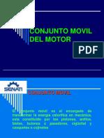 Conjunto Movil Del Motor