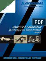 Cmt Waveguide Handbook Part 1 With Highlights