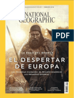 National Geographic España – Febrero 2018