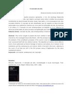 O mercado da arte. MOULIN, Raymonde - Resumo. OLIVEIRA, Emerson D. G..pdf