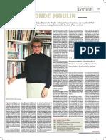 Raymonde Moulin Sociologue - Portrait