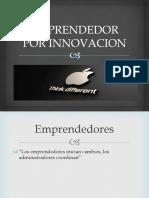 Emprendedor Por Innovacion