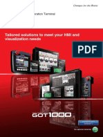 GOT1000 Solutions Catalog