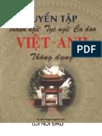 CA Dao Tuc Ngu Viet - Anh