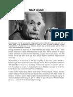 Albert Einstein b.ingg Juan