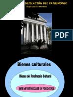 Política y Legislación Del Patrimonio