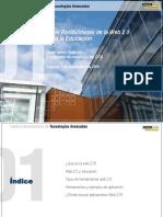 Presentacion Web2.0 en La Educación