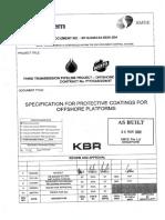 PTT Offshore PRP Coating spec.