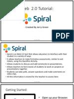 spiral tutorial