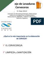 Taller Manejo Levaduras Cerveceras La Plata 2014