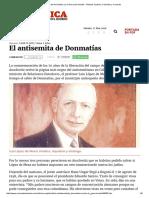 ElAntisemitade Donmatías La Crónica Del Quindío - Noticias Quindío, Colombia y El Mundo