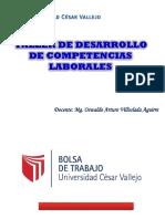 PRESENTACIÓN_DEL_TEMA_ BOLSA DE TRABAJO UCV