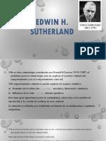 EDWIN H Sociologia