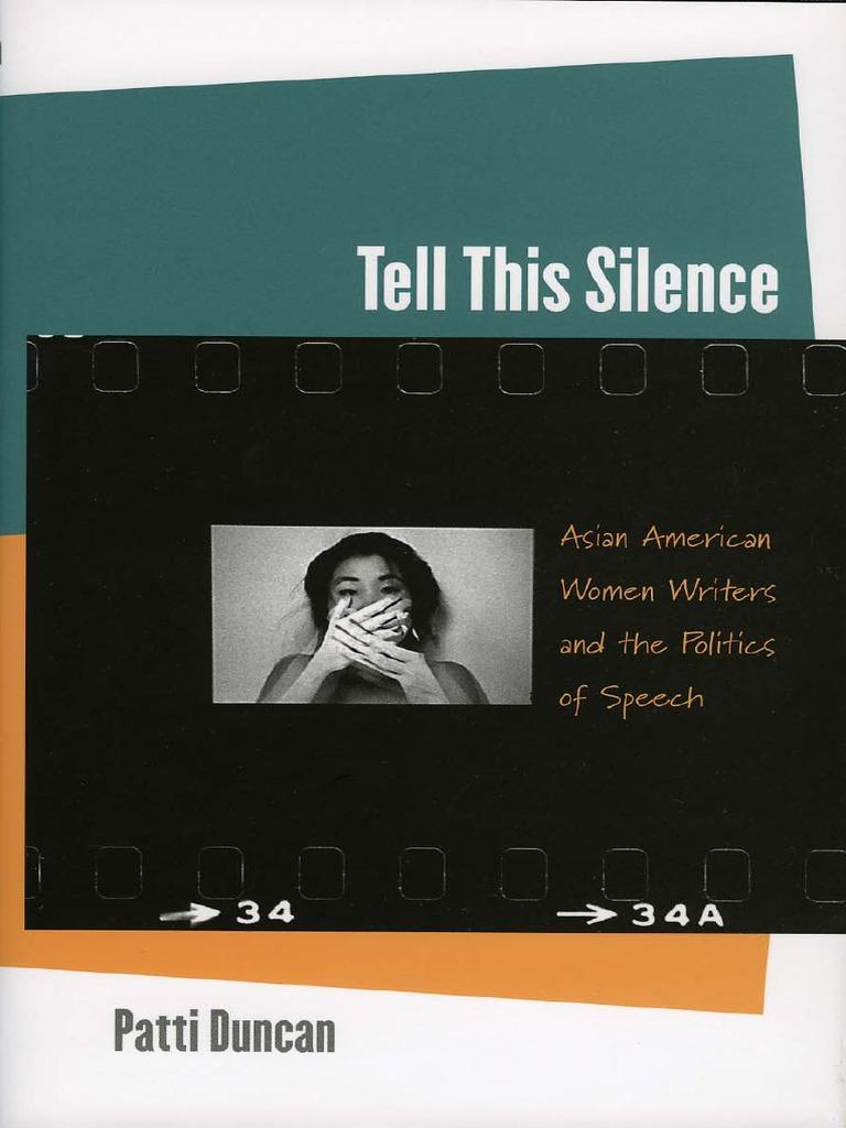 de720cd26a8 Tell This Silence