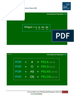 Resumen Clase 20 - Tus Clases de Portugues
