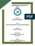 Practica 3 de Gestion Humana I.docx
