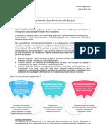 2017 - IV Bimestre - FCC 3ero - Funciones Del Estado