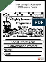 HIP Social Expressions Vol 1