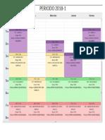 Horarios clases 2.doc
