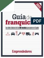 Guia Franquicias 2018