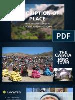 Description of Place