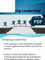 Bridging Leadership