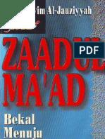 Zaadul Maad (Panduan Menuju Akhirat) (Ibnul Qayyim Al-Jauzi)_Buku 1