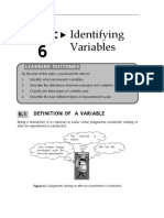 Introduction to Varibales