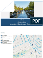 Amsterdam 2 Days Itinerary Easy Going