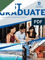 Guide to Postgraduate Programs