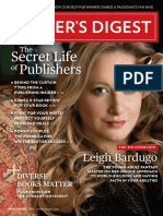 Writers Digest Magazine March April 2018