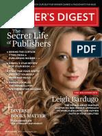 Writers Digest Magazine March April 2018