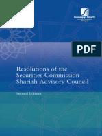 Resolutions SAC 2ndedition