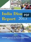 India Disaster Report 2013.pdf