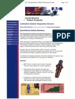 Quantitive Debris Monitors (QDM)