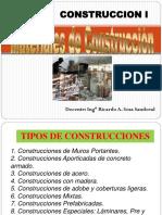 4 Materiales Según Construcciones