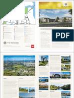 The Meadows Fact Sheet Map