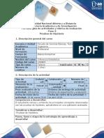Guía de actividades y rúbrica de evaluación – Paso-3- Pruebas de Hipotesis.