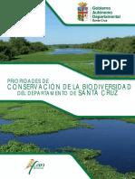 Prioridades de conservación de la Biodiversidad del Departamento de Santa Cruz.pdf