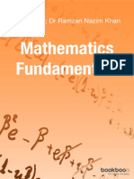 Mathematics Fundamentals