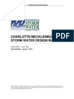 Storm Water Design Manual Complete 2014