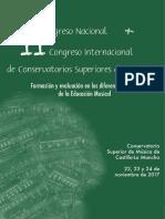 Actas IV Consmu 2017