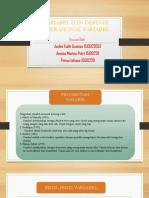 Variabel Dan Definisi Operasional Variabel