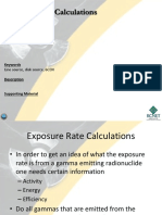 Exposure Rate