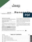 2016 Jeep Renegade Owner's Manual