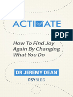 Activate by Dr Jeremy Dean