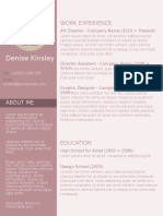 Web Developer Sample Resume1